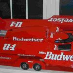 2000 BUD T5 1/8th scale hydro